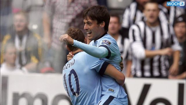 News video: Man City Starts Title Defense With 2-0 Win