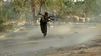 News video: Rival militias clash in Libyan capital